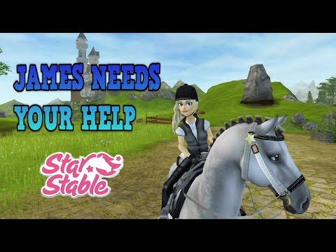 STAR STABLE ~ James needs your help (QUEST)