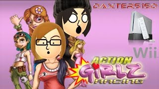Dax & Shawn Play: Action Girlz Racing (Wii)