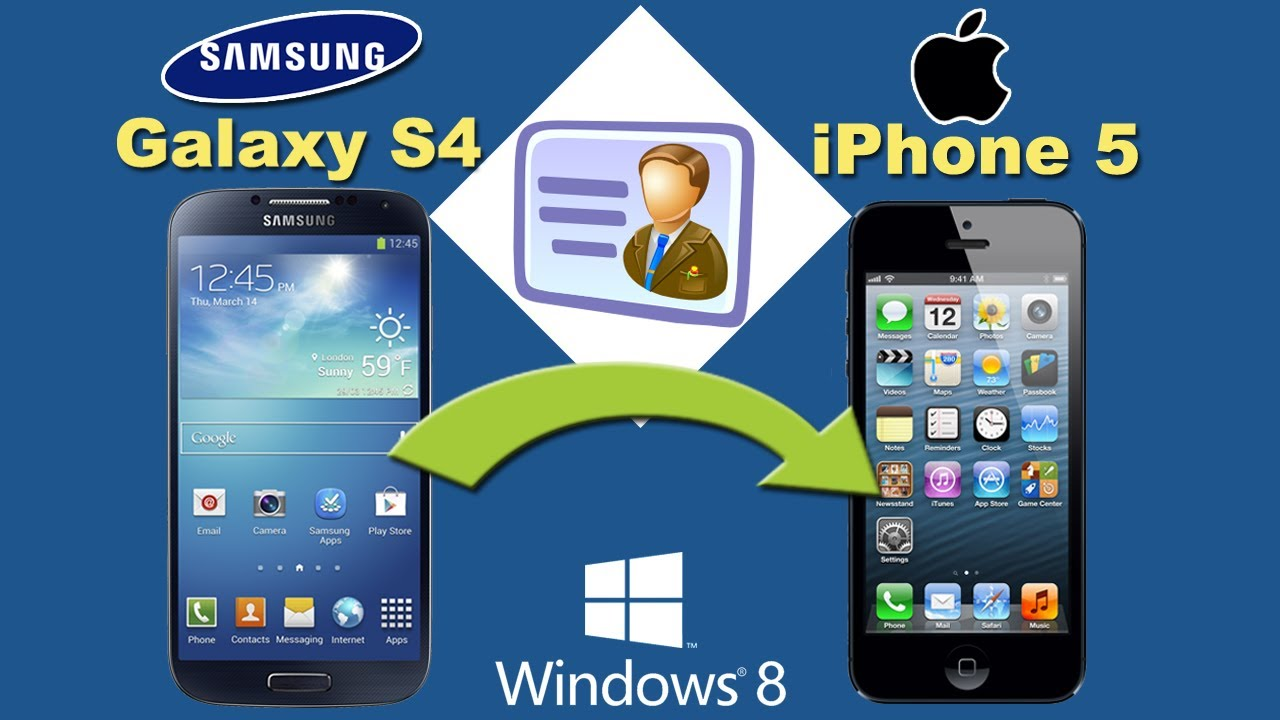 Best Samsung to iPhone Transfer Tool: Jihosoft Phone Transfer