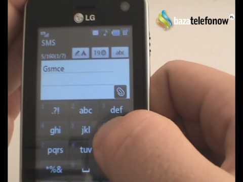Prezentacja telefonu LG KU990