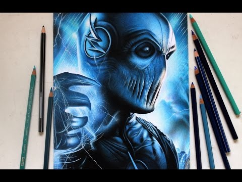 Drawing Zoom Desenhando O Zoom The Flash Youtube