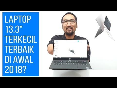 """Laptop 13.3"""" Terkecil, Layar 4K, Cantik dan Kencang: Review Dell XPS 13 9370 - 2018, Indonesia"""