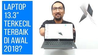 "Download Video Laptop 13.3"" Terkecil, Layar 4K, Cantik dan Kencang: Review Dell XPS 13 9370 - 2018, Indonesia MP3 3GP MP4"