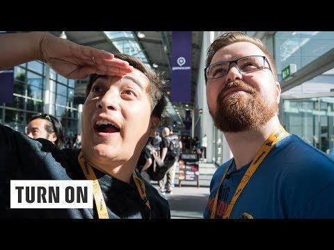 Gamescom 2017 // IFA // Android Oreo // 10 Jahre Hashtag – TURN ON News