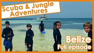Belize Beach & Jungle Adventure