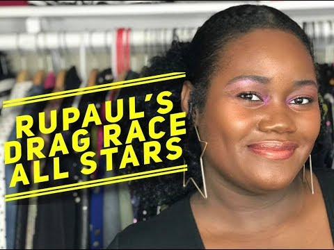 """Rupaul's Drag Race All Stars Season 4 Ep. 9 """"Sex and The Kitty Girl"""" recap/review"""