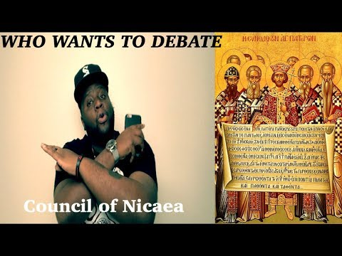 THE TRUTH ABOUT THE COUNCIL OF NICAEA//CHURCH HISTORY//