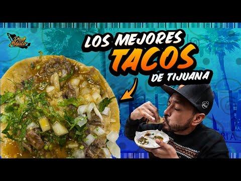 Comí los MEJORES TACOS y VISITE donde FALLECIO COLOSIO | TIJUANA Día 4 #DondeiniciaMexicoLRG