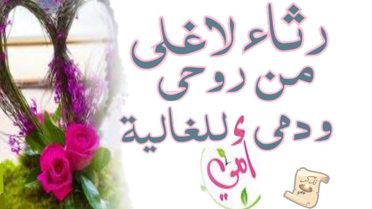 لأمي وكل أمهات الأمّة العربية والمسلمة