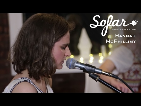 Hannah McPhillimy - Take Care | Sofar NYC