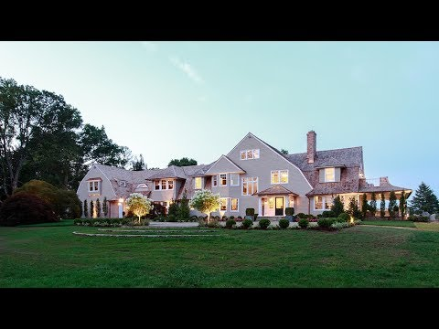 507 Smith Ridge Road New Canaan CT Real Estate 06840