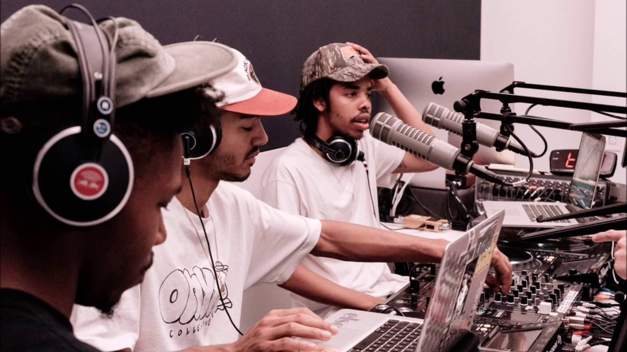 Stay Inside with Earl Sweatshirt, Sage Elsesser, & Austin Williamson Episode 3 RBMA Radio