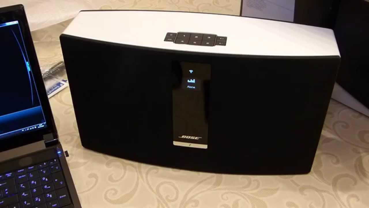 Test De L Enceinte Bose Soundtouch 30 S 233 Rie 1 Et 2 En