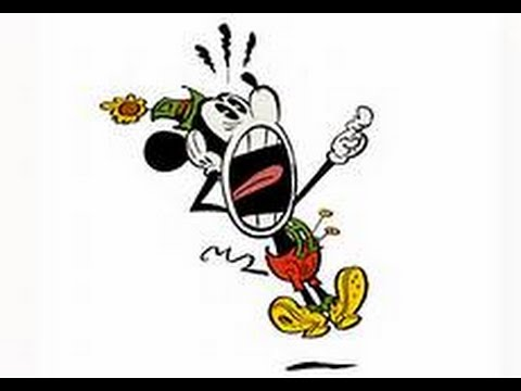 Mickey Mouse Screams Youtube