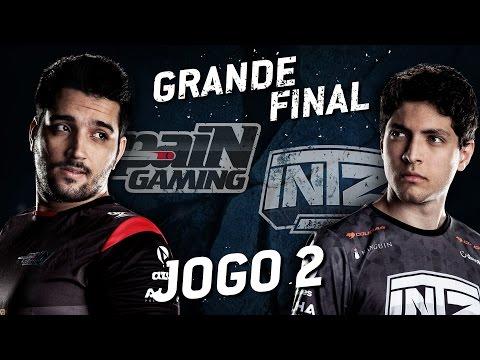 INTZ x paiN - Final Regional CBLoL 2015 - Jogo 2