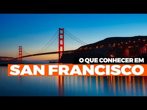 SAN FRANCISCO, O QUE FAZER NA CIDADE