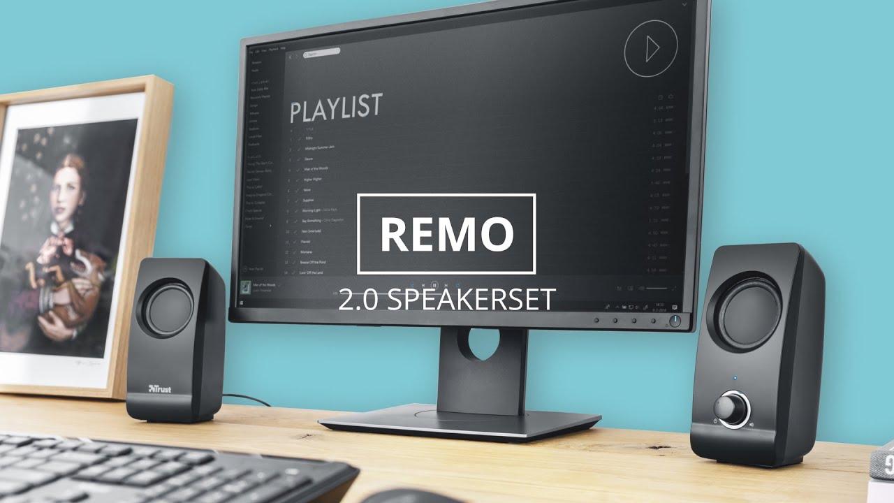 Trust: Remo - 2.0 Speakerset