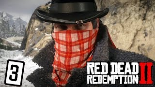 NAPAD NA POCIĄG! | Red Dead Redemption 2 [#3]