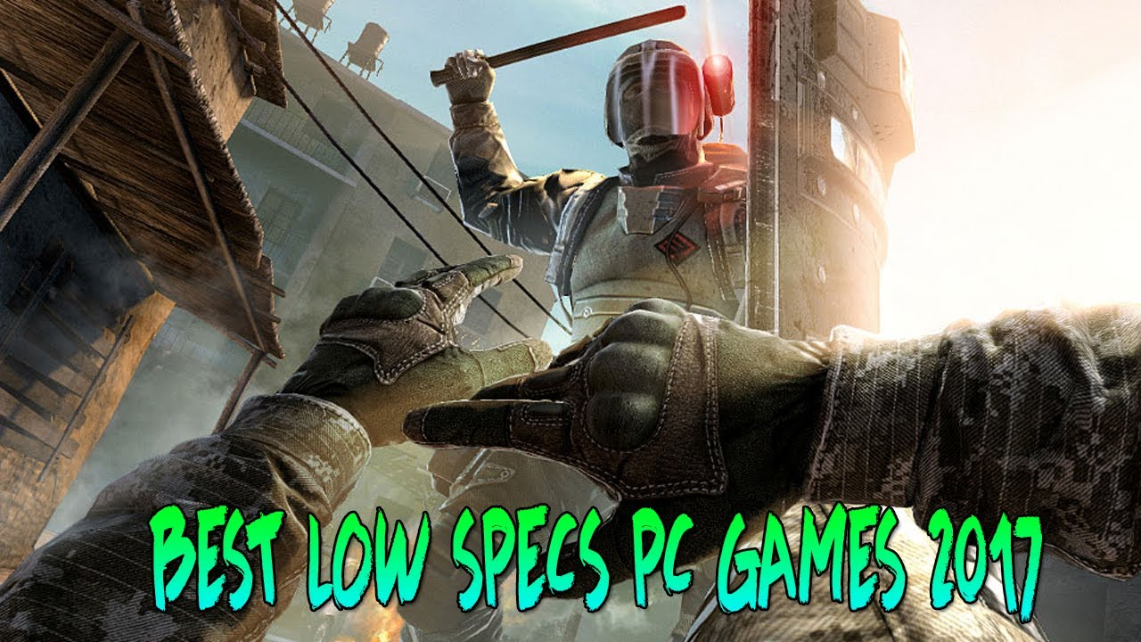 Top 5 Insane Low Spec Pc Games For Old Computers 2017