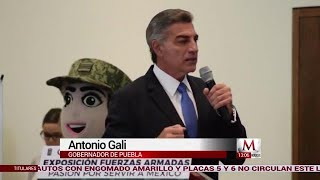 Sigue operativo contra huachicoleros: Antonio Gali