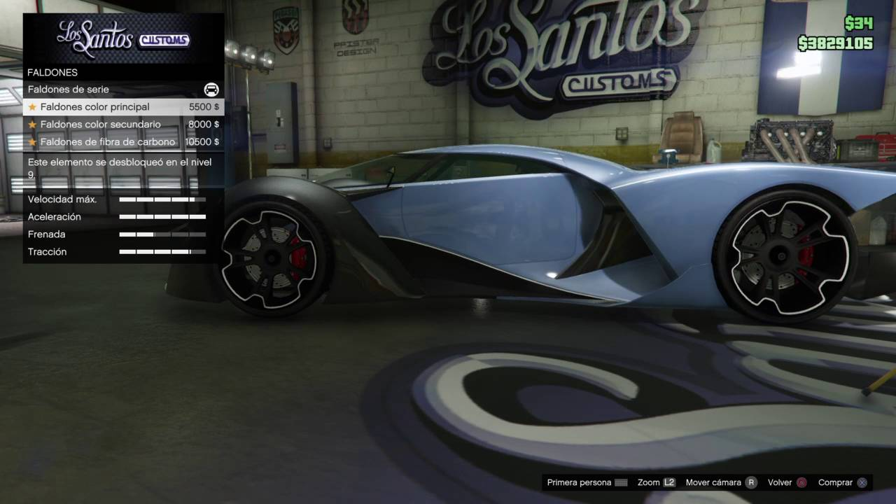 X80 Proto In Real Life: Gta Online Secretly Updated New Car