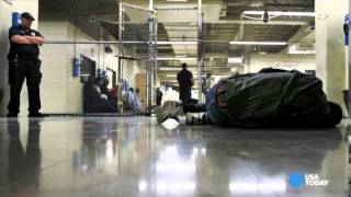 Jail: Last refuge for the mentally ill