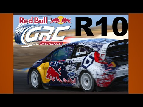Red Bull Global RallyCross Championship 2014 Round 10 Las Vegas {720p 60fps}