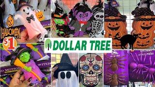 DOLLAR TREE HALLOWEEN HUNTING   NEW $1 FALL HOME DECOR & DIY IDEAS   SHOP WITH ME FALL 2019