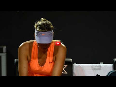 Sharapova Snub-Maria's Vow-USTA Answers Genie-Paris in NYC