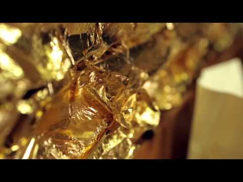 how-to Use Gold Leaf & Size by Polyvine