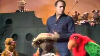 Harry Belafonte on the Muppet Show - Banana boat Song