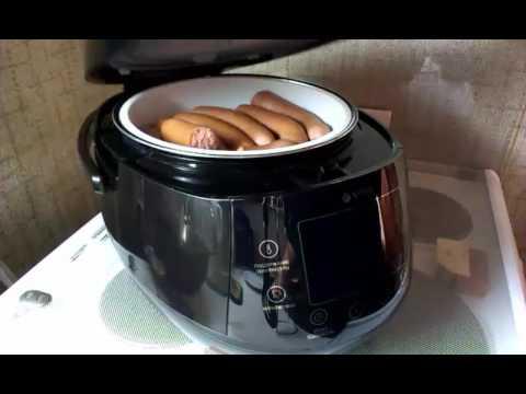 Как в мультиварке приготовить сосиски