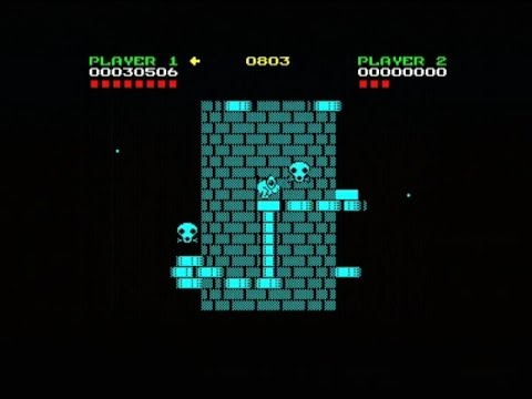"""NEBULUS (ZX SPECTRUM - """"FULL GAME"""" WITH 1 LIFE!)"""
