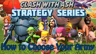 Clash Of Clans | Th9 3 Star Strategy, GoLaLoon vs GoHoWi ( When to Use Air vs Ground)