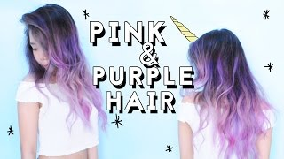 Watch Me: Re-dye my Unicorn Hair   pichapau