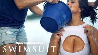 Ashley Graham Shows Off Her Wild Side, Gets Wet In Fiji | Outtakes | Sports Illustrated Swimsuit