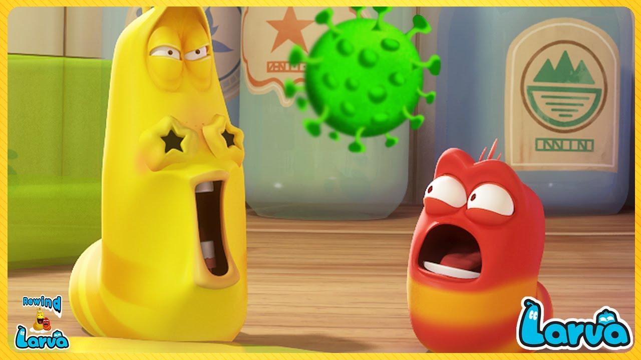 Larva Soap Bubbles ( Season 2) ? Larva Cartoons - Comics | Larva Official ? New Cartoon Comedy 2020