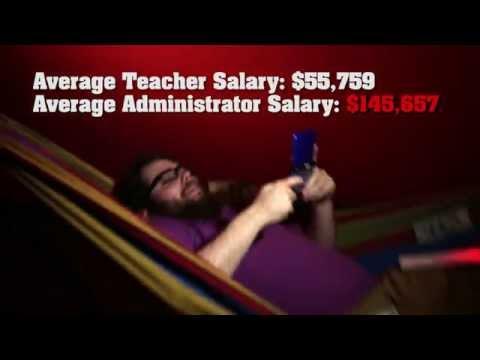 Nevada School Administrators Gone Wild!