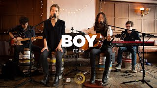 BOY - Fear (Naked Noise Session)