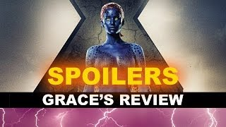 X-Men Days of Future Past Movie Review - SPOILERS : Beyond The Trailer