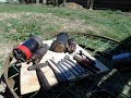 Поделки - Мои новости /починил свой трактор самодельный