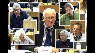 Greens & Socialists in panic mode as UKIP MEP Stuart Agnew decimates EU Climate Action programme