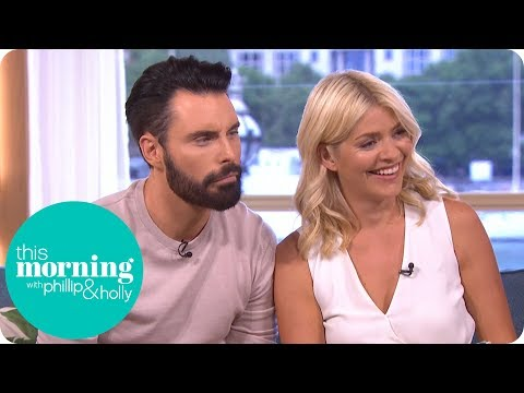 Rylan, Holly and Phillip Play Musical Chairs While Talking Love Island Gossip | This Morning