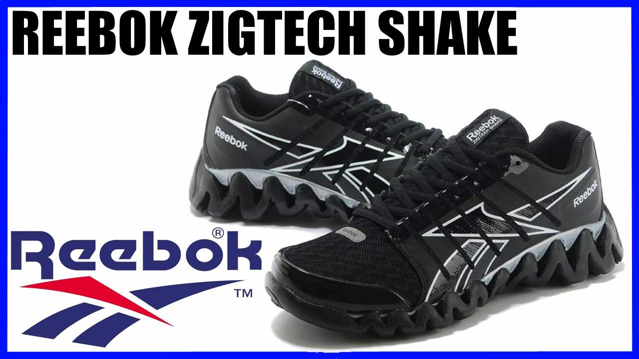Кроссовки за 25  Reebok ZigTech Shake Распаковка посылки с ... 2d5aead7086