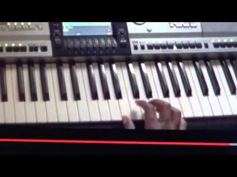 Amharic keyboard free lesson in slow motion