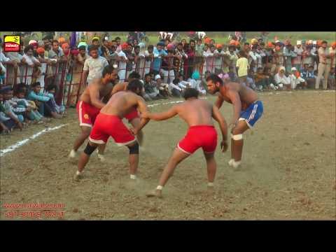 THATHI KHARA (Tarn Taran) KABADDI SHOW MATCH - 2017 ● CHOHLA SAHIB vs DAV AMRITSAR ●
