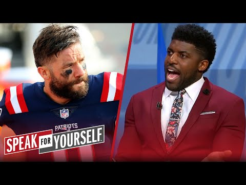 It's crazy to say that Julian Edelman is a NFL Hall of Famer — Acho | NFL | SPEAK FOR YOURSELF