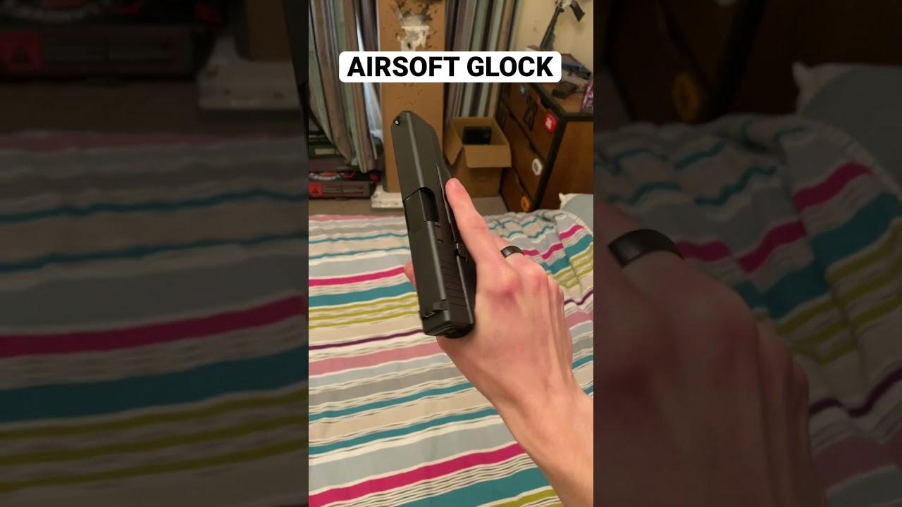 Airsoft Glock Magdump