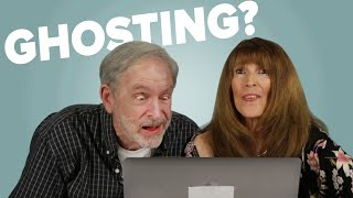 Grandparents Take A Dating Quiz