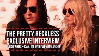 The Pretty Reckless Talk Guns N' Roses + Joan Jett